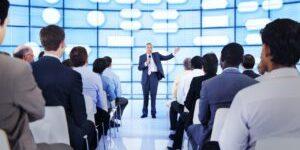 Подготовка и проведение публичных выступлений