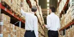 Построение бизнес-процессов в складской деятельности.